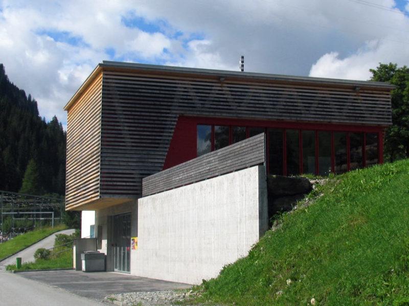 Forstwerkhof Safien