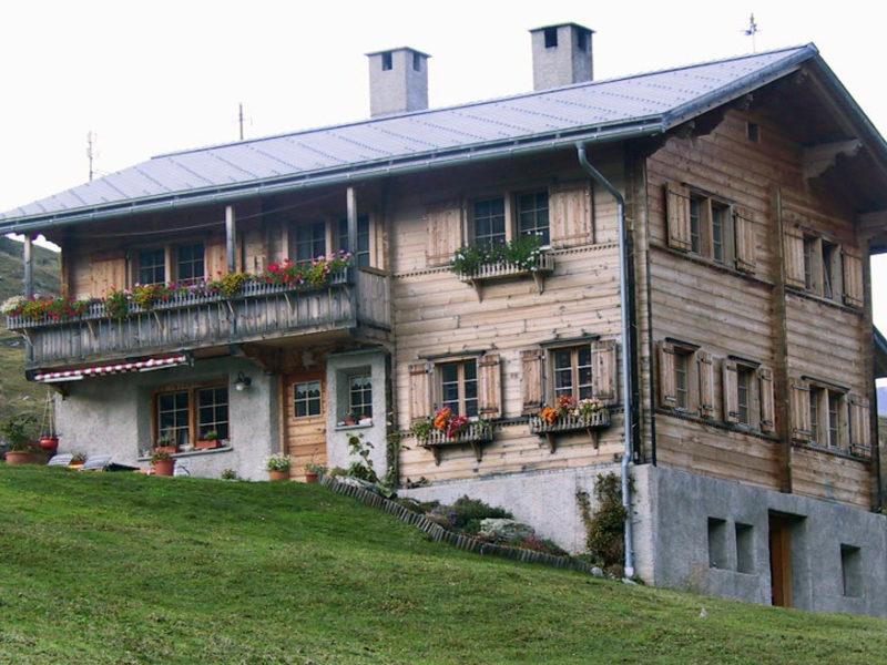 Einfamilienhaus in Thalkirch
